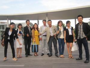 học kinh doanh tại singapore