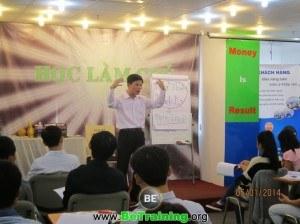 nói chuyện trước đám đông, đào tạo nhà đào tạo, tự tin trước công chúng