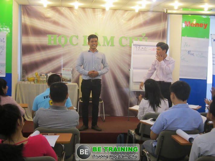học làm chủ và kinh doanh