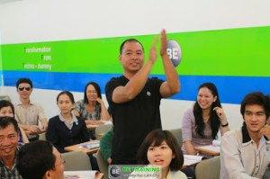 Học làm chủ tại Trường học làm chủ be training.
