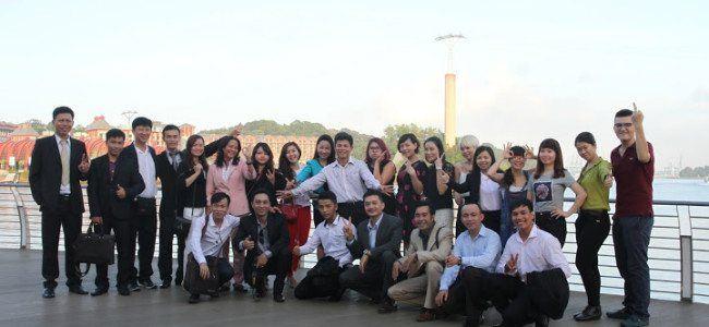học và trải nghiệm Singapore