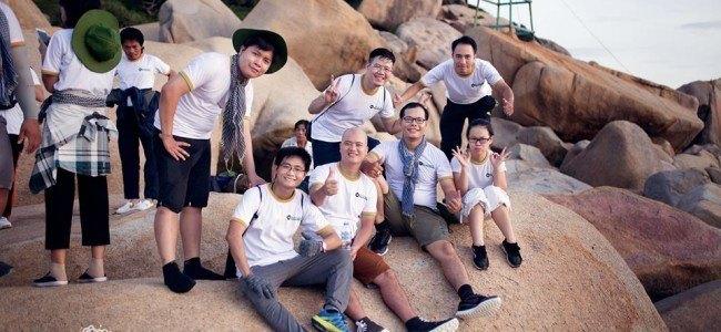 khởi nghiệp tại Vịnh Vân Phong