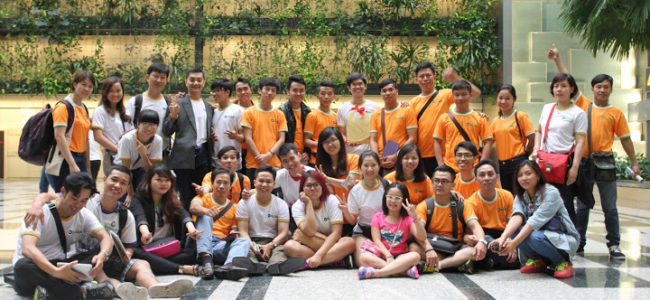 học tại singapore