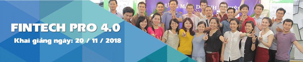 fintech banner website