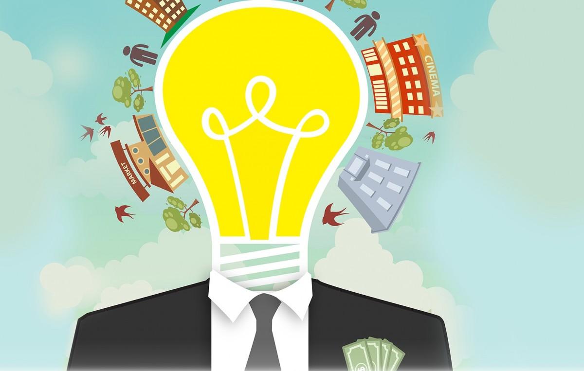 ý tưởng khởi sự kinh doanh