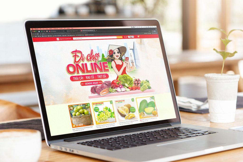 khởi sự kinh doanh online trong mùa dịch