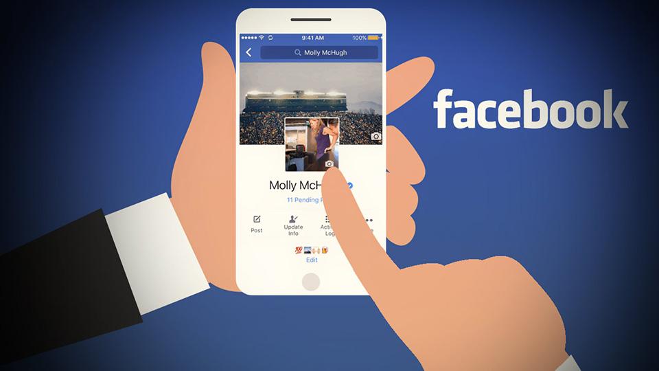 thương hiệu trên facebook
